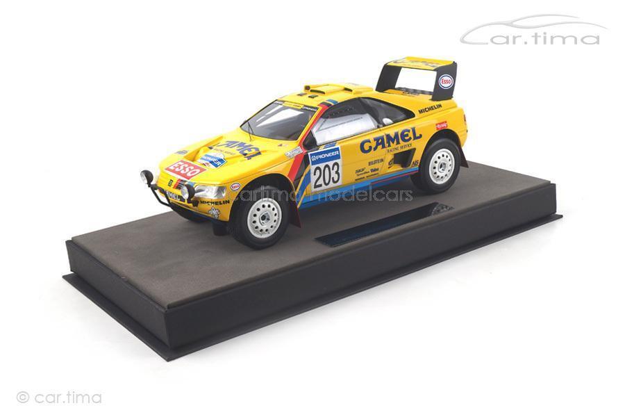 PEUGEOT 405 GT t-16 - Winner Parigi Dakar 1990-VATANEN Berglund-Top Marques