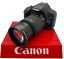 CANON-REBEL-EOS-T5I-T5-TELEPHOTO-LENS-WORKS-ON-ALL-CANON-EOS-58MM-THREAD thumbnail 1