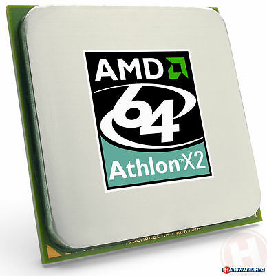 AMD Athlon 64 X2 5200+ 2,7Ghz Socket AM2  Dual Core 64 Bits + Pasta Térmica