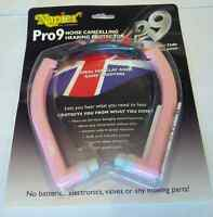 Napier Pro9 Noise Cancelling Hearing Protector - P9 - Pink