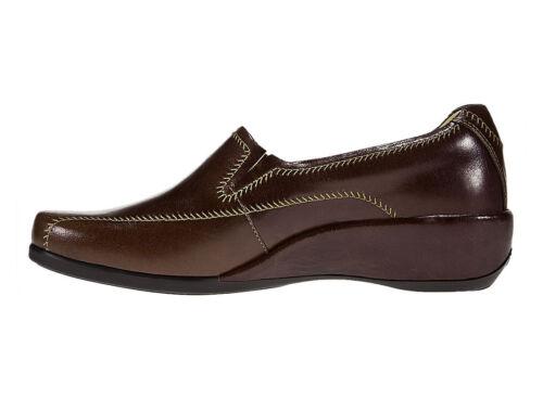 Wst05br Shoes Aravon Tia Brown Aa 10 wvxqF