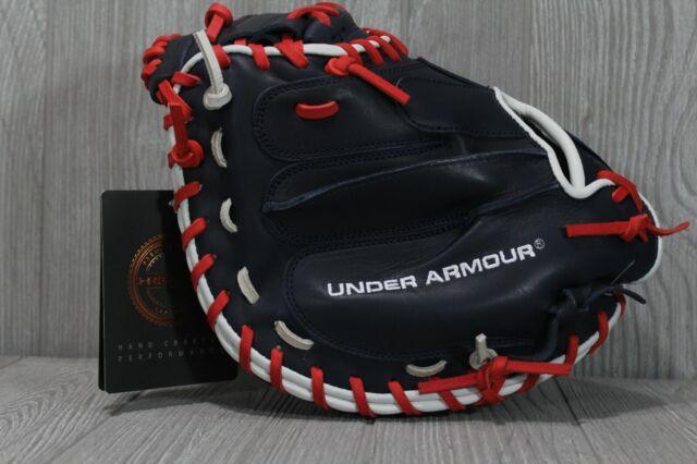 "UA UNDER ARMOUR PRO SERIES 34/"" BASEBALL CATCHERS MITT NWT RHT UACM-PRO1"
