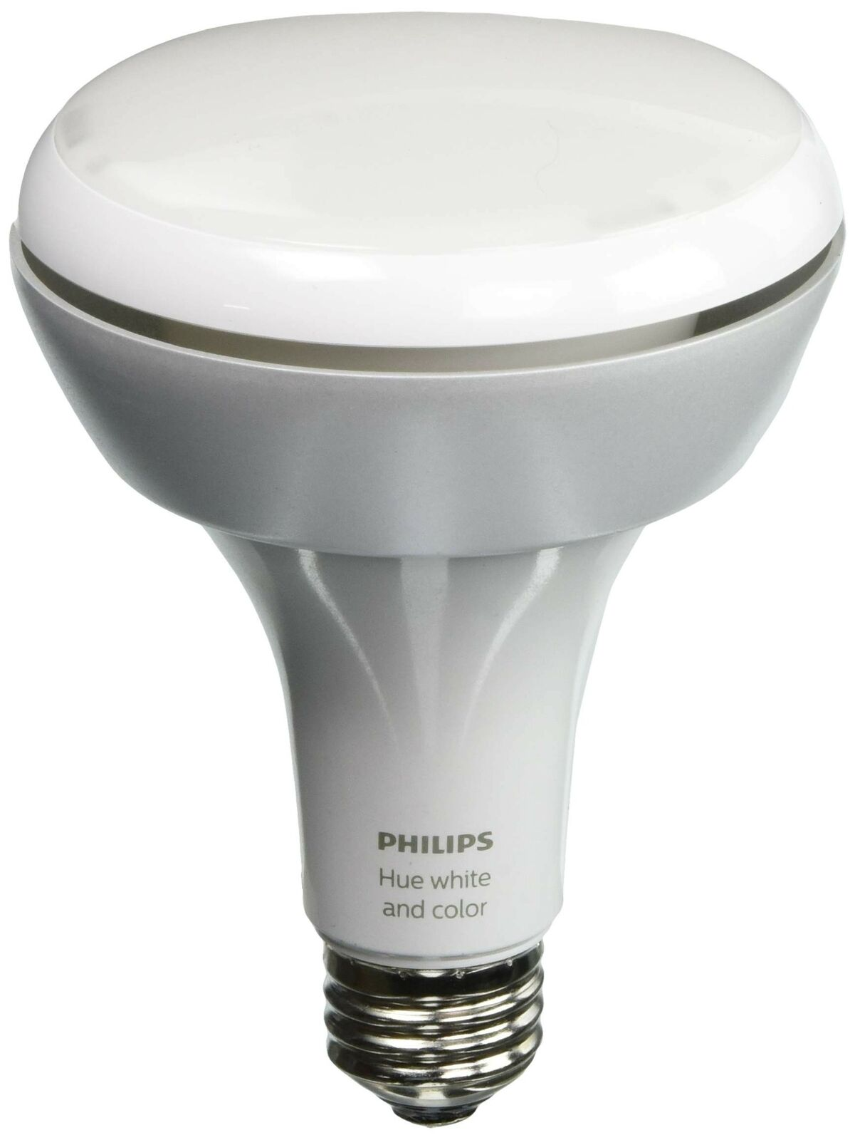 Pack of 2 Warm White Philips 454934 65W Equivalent BR30 LED Glow Flood Light Bulb