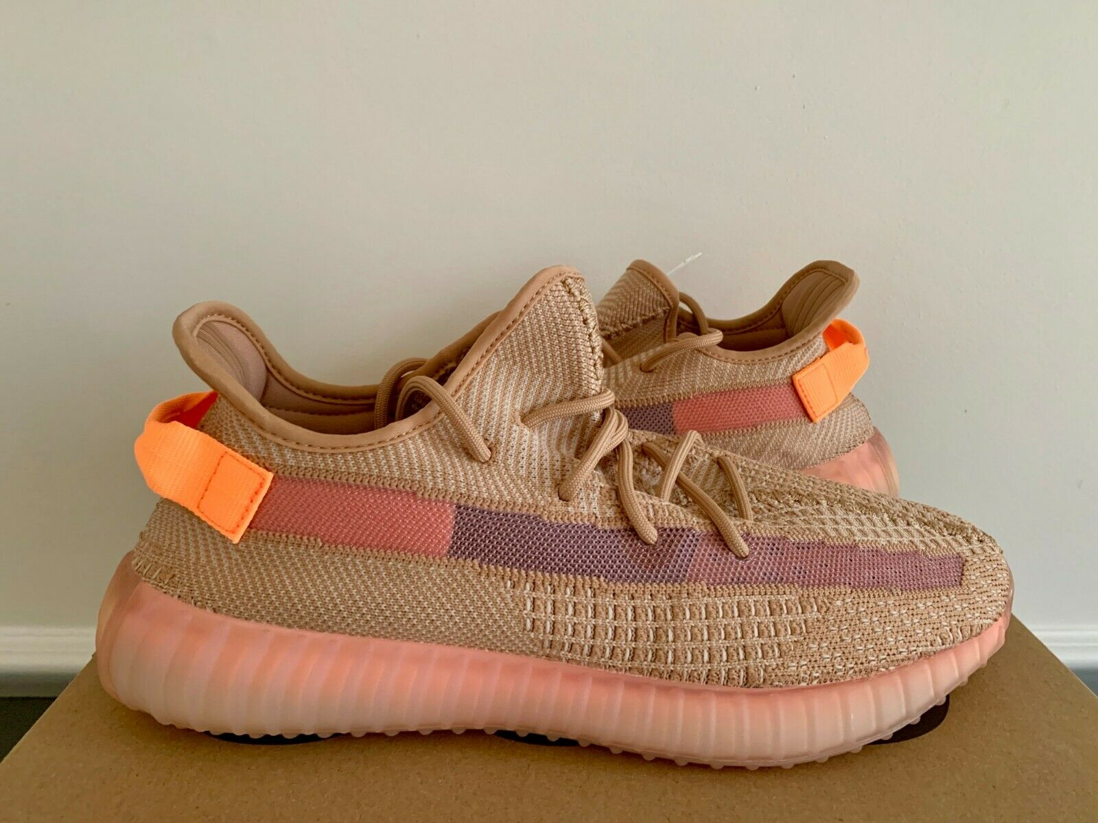 DS BRAND NEW ADIDAS YEEZY BOOST 350 V2 500 CLAY HYPERSPACE TRFRM EG7490 USA