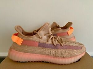 check out 43c2a bfaf0 Details about DS BRAND NEW ADIDAS YEEZY BOOST 350 V2 500 CLAY HYPERSPACE  TRFRM EG7490 USA