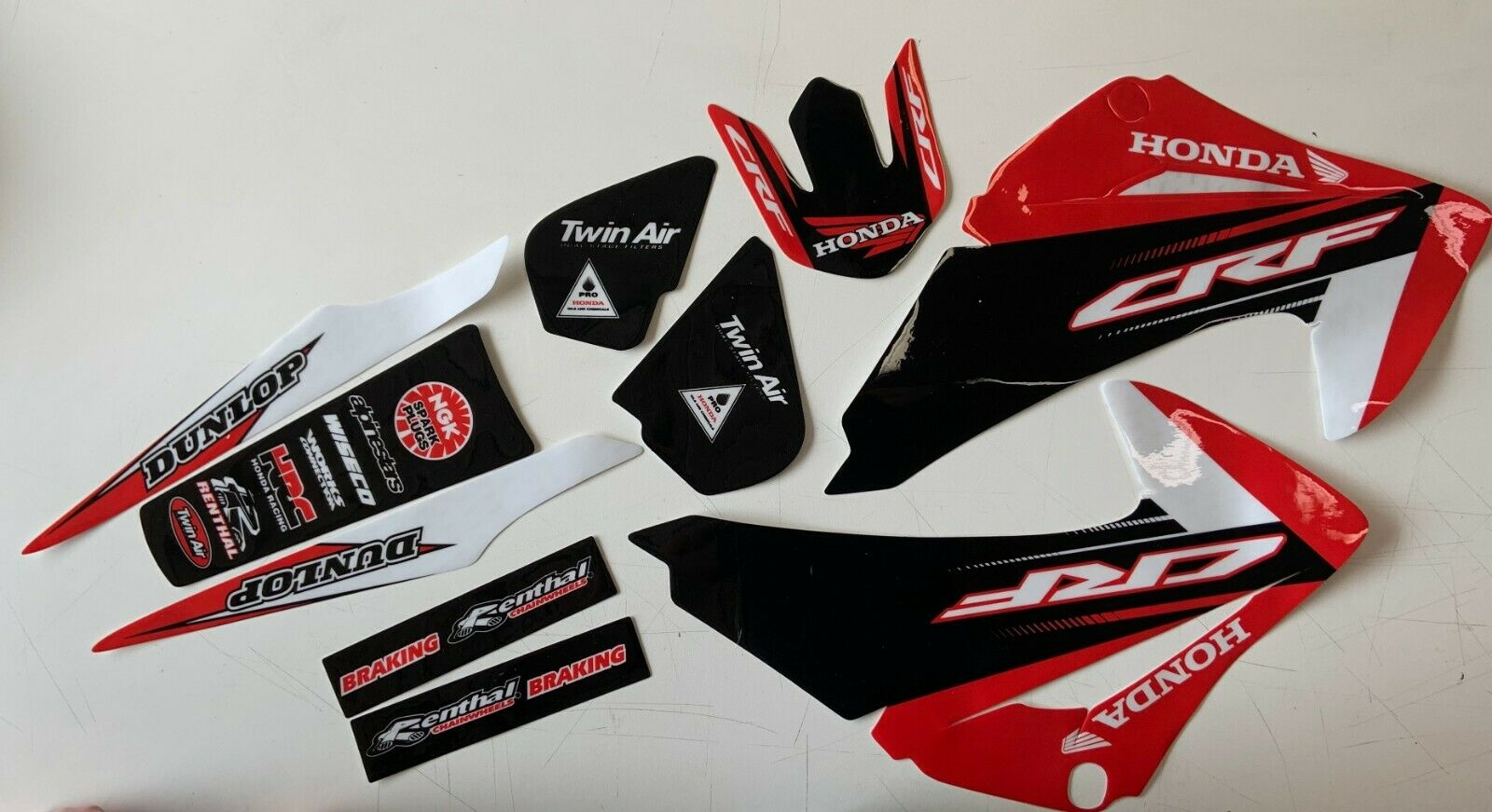 NEW HONDA CRF GRAPHICS FOR CRF150 CRF230 2003-2007 2