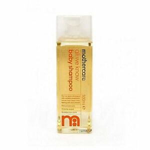 Mothercare-All-We-Know-Baby-Shampoo-300ml-Baby-Hair-Wash-Naturally-Free-Shipping
