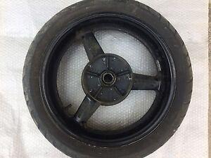 Cerchio-Ruota-Gomma-Posteriore-Yamaha-Yzf-R6-Anno-2002