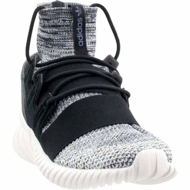 Falsedad flota Reunión  adidas Tubular Doom Primeknit Sneakers Casual Running Sneakers Black Mens -  for sale online