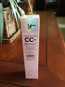 IT-Cosmetics-CC-Cream-Your-Skin-but-better-Illumination-SPF-50-Medium-FREE-SHIP