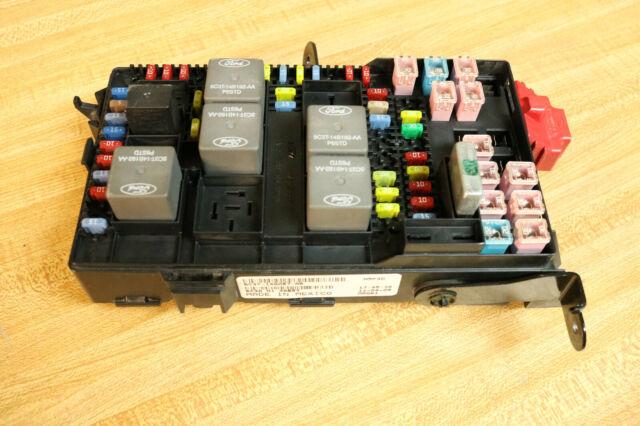 Ford F250 F350 Super Duty Fuse Panel 6c3t-14a067-ab OEM Diesel 05 ... 06 Ford F 250 Fuse Box eBay