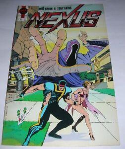 Appris Nexus N° 65 - First Comics 1990 ( Comics Usa ) Haute Qualité Et Bas Frais GéNéRaux