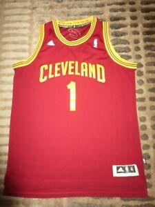 Daniel-Gibson-1-Cleveland-Cavaliers-NBA-Finals-Adidas-Camiseta-XL-Hombres