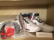 NEW Nike Air Pressure nikelab yeezy cement $300 AIR MAG 2016 831279-100 sz 9