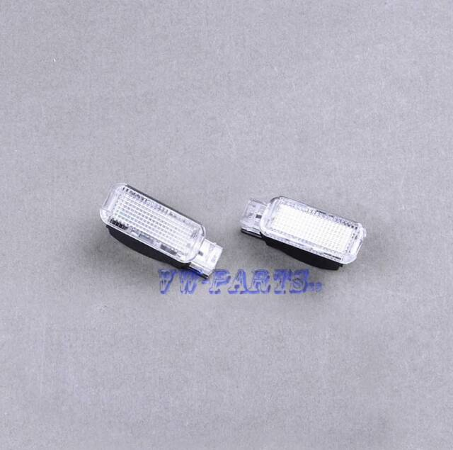 Pair Door Panel Warning Light For Audi Q3 A5 A7 TT R8 RS A1 A2 A3 A4 A5 A6 A7 A8
