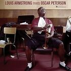 Louis Armstrong Meets Oscar Peterson by Louis Armstrong/Oscar Peterson (Vinyl, Oct-2016, Jazz Images)