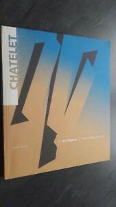 Theatre Musical París Chatelet Las Trojan H.Berlioz 2003-04 Buen Estado