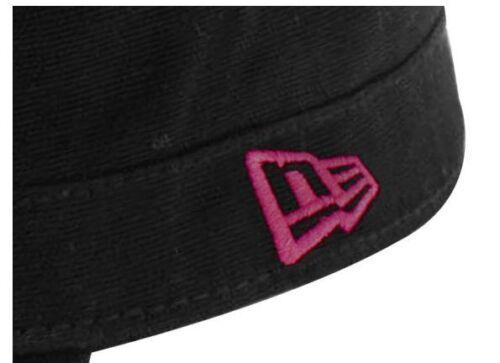 "NEW NEW ERA Work Cap /""JAPAN LIMITED/"" Black//Red Strawberry Gift Rare Men/'s Hat"