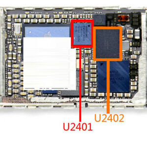 new products 00823 7b302 Details about For iPhone 6 &6 Plus Touch Screen Digitizer IC Chip U2401  BCM5976+U2402 343S0694