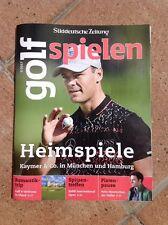 Golf Spielen Süddeutsche Zeitung Ausgabe Nr. 2 / 2017 Journal Magazin #