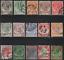 MALAYSIA-MALAYA-STRAITS-SETTLEMENTS-1936-SET-OF-15V-TO-5-USED-CAT-RM-150 thumbnail 1