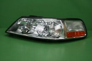 Image Is Loading 03 04 Lincoln Town Car Head Light Headlight