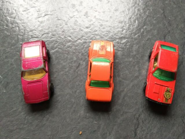 CRAZY CRASHERS SSP Kenner 70er Spielzeug Autos Sammler #1