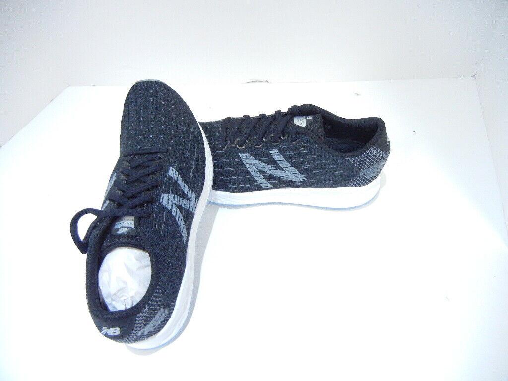 New Para hombre Zante Pursuit correr Balance Zapato Nuevo en Caja 81 2 Mediano Negro