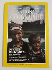 National-Geographic-Vol-179-No-6-June-1991-East-Europe-039-s-Dark-Dawn
