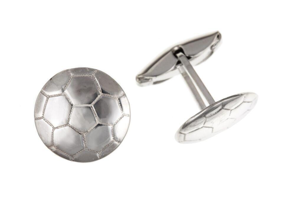 Calcio Gemelli. Gemelli. Gemelli. .925 argentoo Sterling Soccer Gemelli 61e166