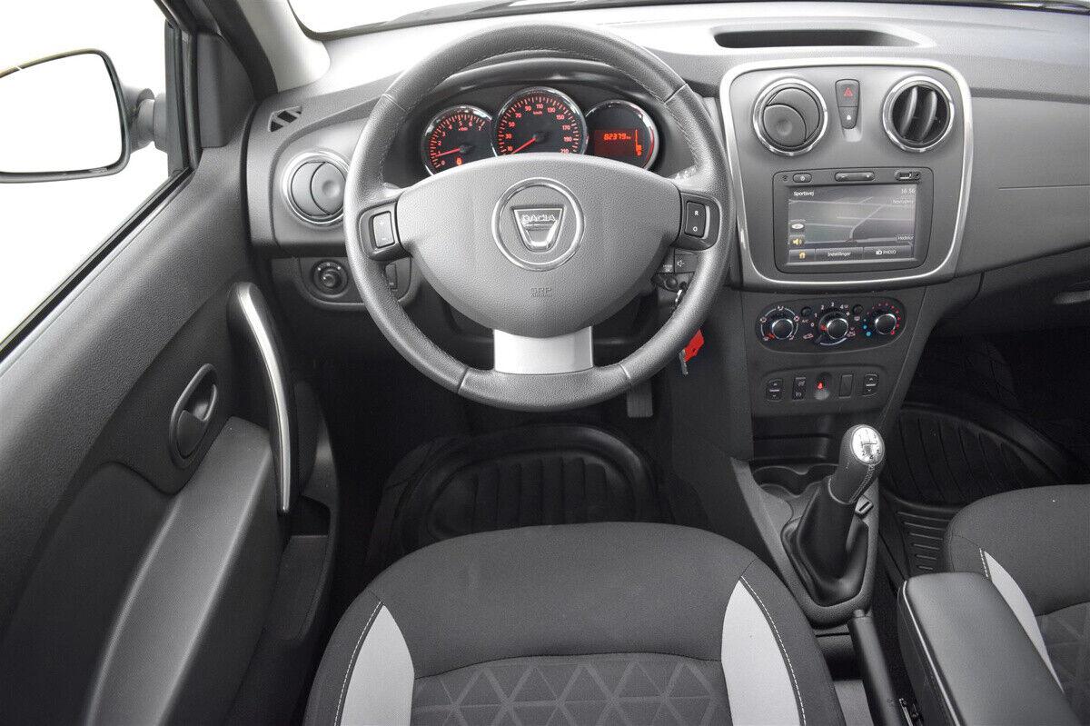 Dacia Sandero Stepway 0,9 TCe 90 Prestige - billede 5