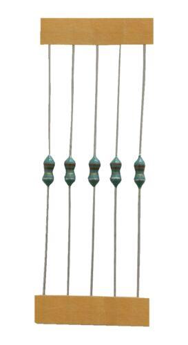 Choke Coil Choke Inductor Axial 22 µH THT 5 Piece 0012