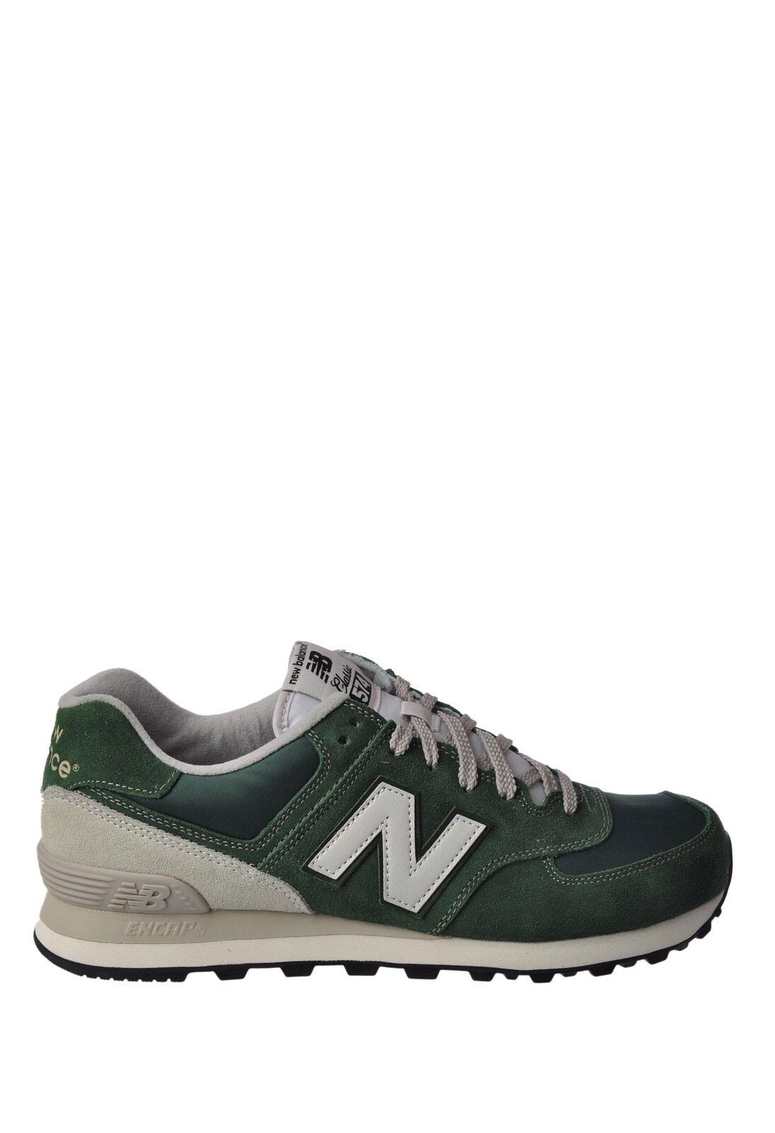 Scarpe casual da uomo  New Balance - Shoes-Sneakers low - Man - Green - 892410H184328