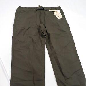 80-Burton-Men-039-s-MB-Ridge-Pant-Size-36-034-Waist-Rifle-Green-NWT