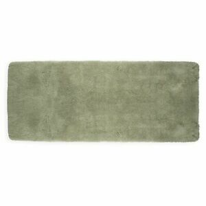 "Size Wamsutta Ultra Soft Contour Bath Rug Pale Grey 24/""x21/"""