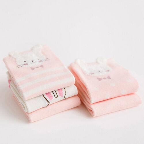 5 pairs Kawaii Cute Women Heart Soft Breathable Ankle High Casual Cotton Socks H
