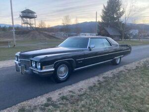 1971 Cadillac DeVille DeVille