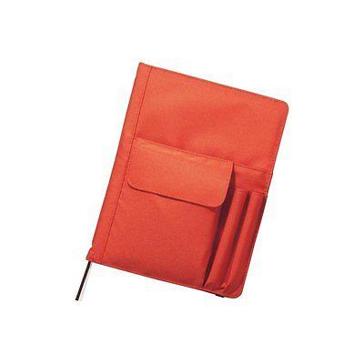 LIHIT LAB Japan Smart Fit Multifunctio A5 Note Case Bag N1647-22 Olive