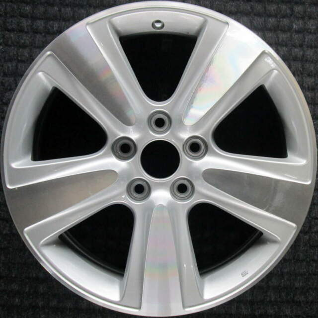 Acura MDX Machined W/ Charcoal Pockets 18 Inch OEM Wheel