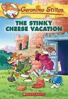The Stinky Cheese Vacation Book | Geronimo Stilton PB 0545556317 BAZ
