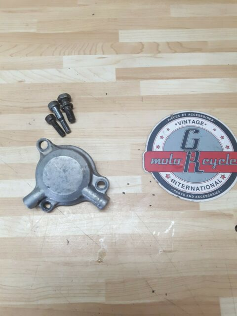 Yamaha YZ250F 2004 oil filter element cover
