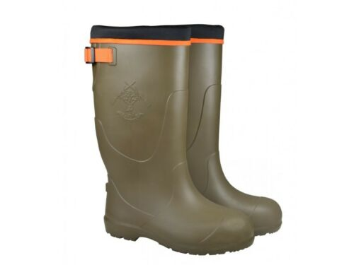 Thermal LIGHTWEIGHT TRC EVA Wellies Wellingtons Boots 35C Hunting  Voyager Rain