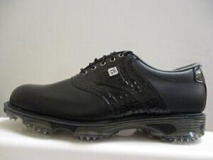 FootJoy-Dryjoy-Tour-Herren-Golf-Schuhe-UK-7-US-8-Eu-40-5-Ref-SF1108