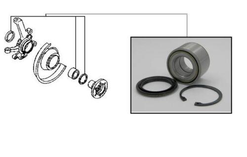 08//2002-2006 OEM NEW FRONT WHEEL BEARING KIT FOR MAZDA B2500 PICK UP 2.5TD