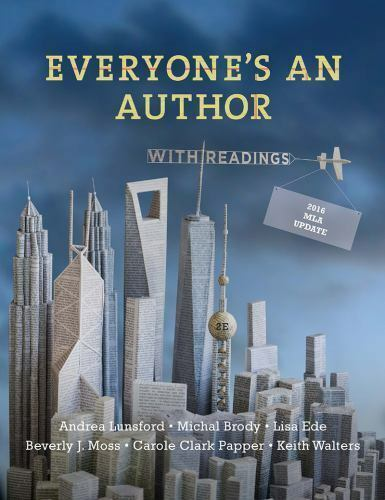 Everyone's an Author with 2016 MLA Update: with Readings