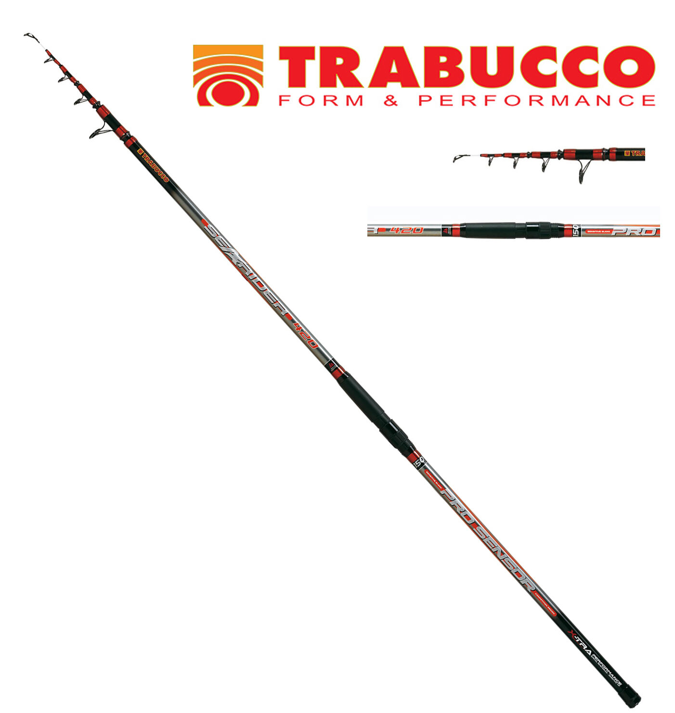 16920400 Canna Pesca Surfcasting Trabucco SeaRIDER 4.00 150 Gr           RN