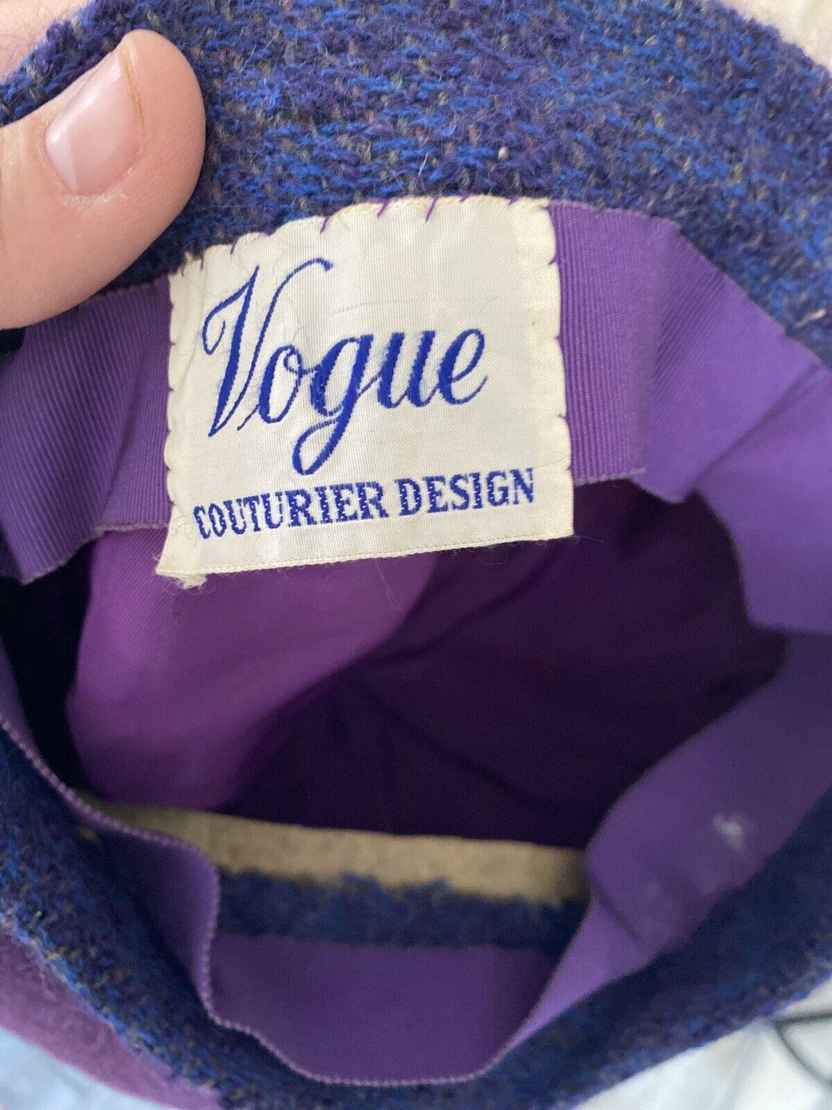 Vintage Vogue Couturier Design Beret - image 5