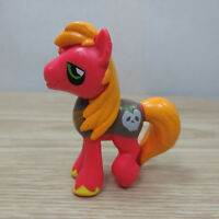 my little pony blind bag toys 5cm MLP figure 2016 new Big Macintosh