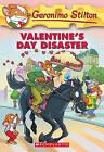 Valentine's Day Disaster by Geronimo Stilton (Hardback, 2006)