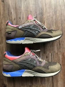 online store 0d747 3f661 Details about Packer Shoes x ASICS Gel Lyte V Gore Tex SPLASH H44FK-9191  Men us 10.5